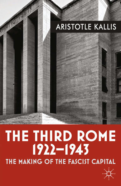 The Third Rome, 1922-43 - Coverbild