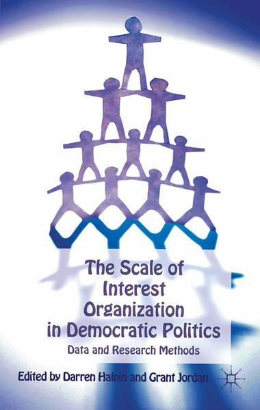 The Scale of Interest Organization in Democratic Politics - Coverbild