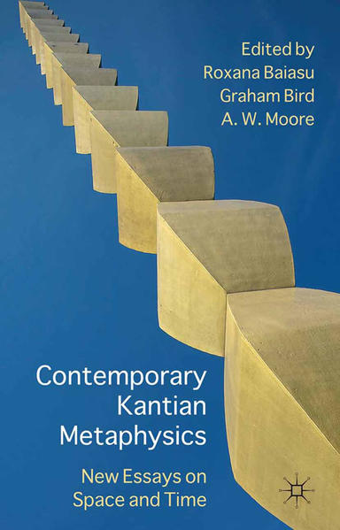 Contemporary Kantian Metaphysics - Coverbild