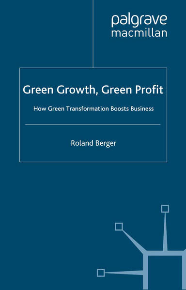 Green Growth, Green Profit - Coverbild