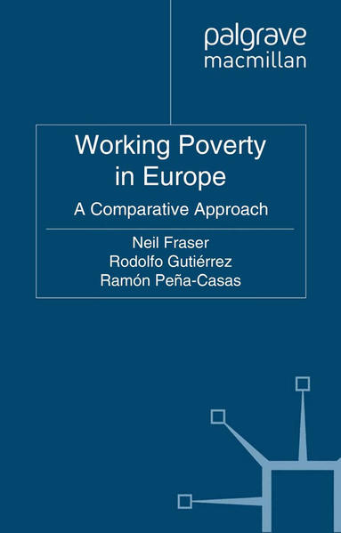 Working Poverty in Europe - Coverbild
