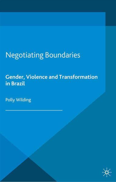 Negotiating Boundaries - Coverbild