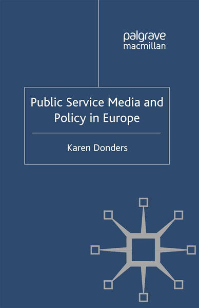 Public Service Media and Policy in Europe - Coverbild