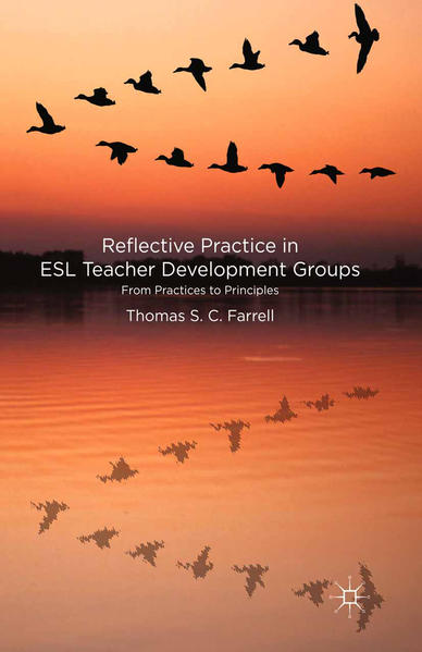 Reflective Practice in ESL Teacher Development Groups - Coverbild
