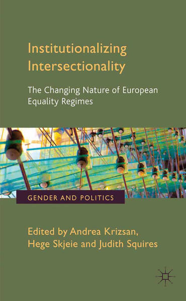 Institutionalizing Intersectionality - Coverbild