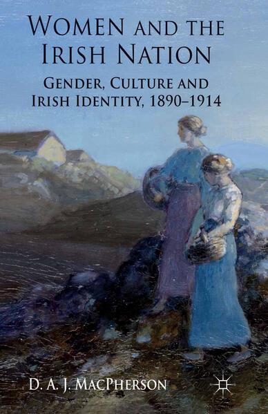 Women and the Irish Nation - Coverbild