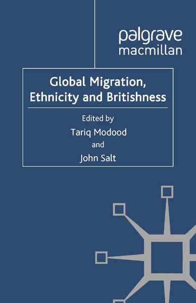 Global Migration, Ethnicity and Britishness - Coverbild