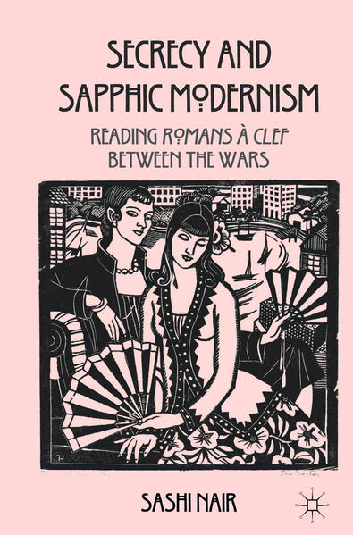 Secrecy and Sapphic Modernism - Coverbild