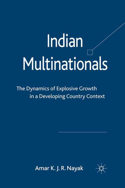 Indian Multinationals - Coverbild