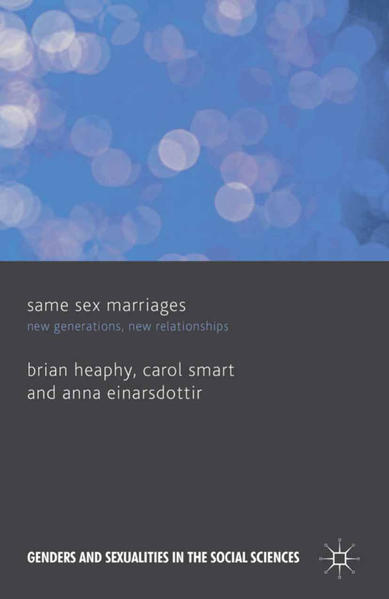 Same Sex Marriages - Coverbild