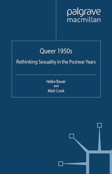 Queer 1950s - Coverbild