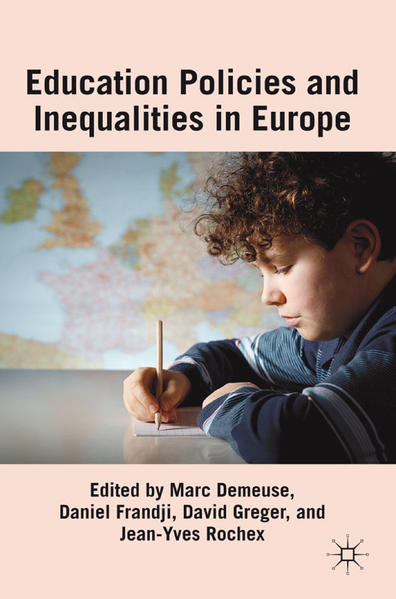 Educational Policies and Inequalities in Europe - Coverbild