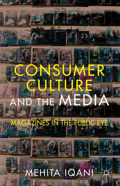 Consumer Culture and the Media - Coverbild