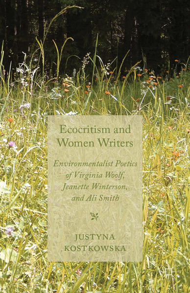 Ecocriticism and Women Writers - Coverbild