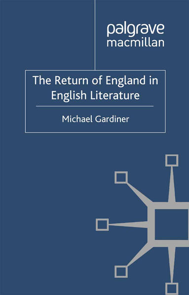 The Return of England in English Literature - Coverbild