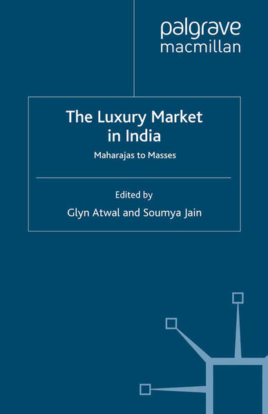 The Luxury Market in India - Coverbild