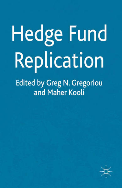 Hedge Fund Replication - Coverbild