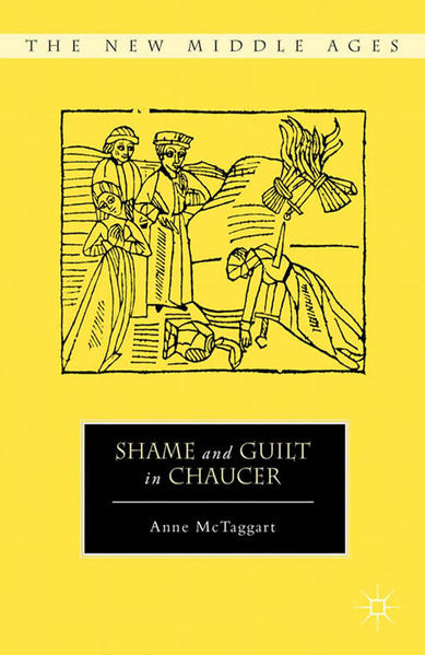 Shame and Guilt in Chaucer - Coverbild