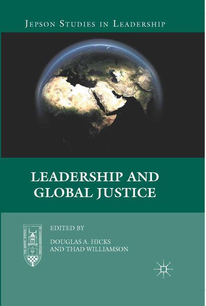 Leadership and Global Justice - Coverbild