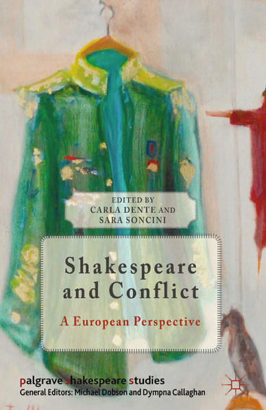 Shakespeare and Conflict - Coverbild