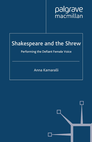Shakespeare and the Shrew - Coverbild
