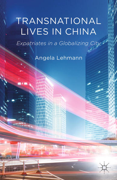Transnational Lives in China - Coverbild