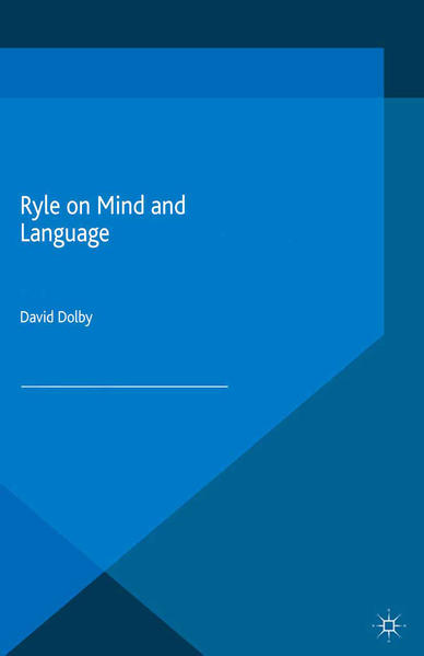Ryle on Mind and Language - Coverbild