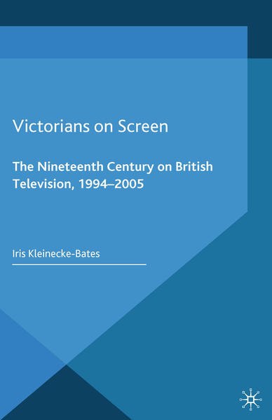 Victorians on Screen - Coverbild