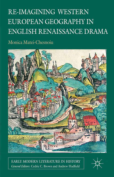 Re-imagining Western European Geography in English Renaissance Drama - Coverbild