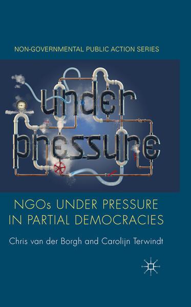 NGOs under Pressure in Partial Democracies - Coverbild