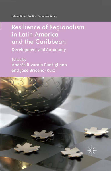 Resilience of Regionalism in Latin America and the Caribbean - Coverbild