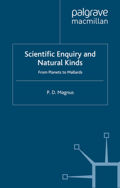Scientific Enquiry and Natural Kinds - Coverbild