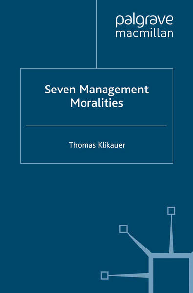 Seven Management Moralities - Coverbild