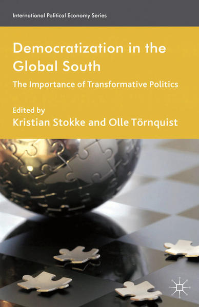 Democratization in the Global South - Coverbild