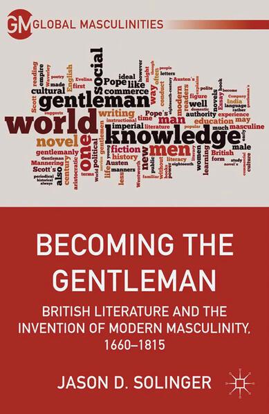 Becoming the Gentleman - Coverbild