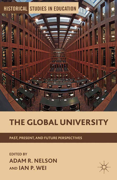 The Global University - Coverbild