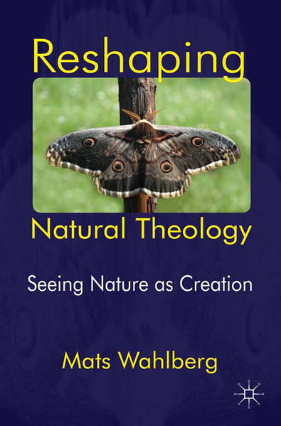 Reshaping Natural Theology - Coverbild