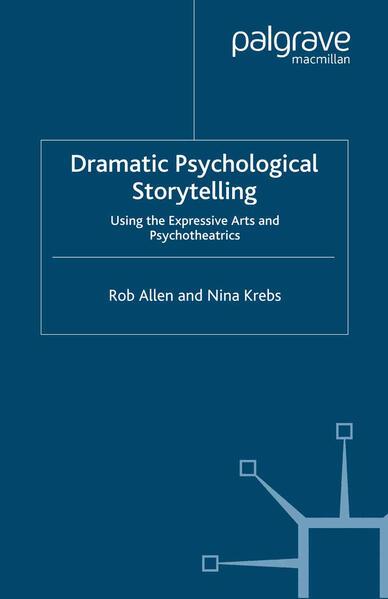 Dramatic Psychological Storytelling - Coverbild