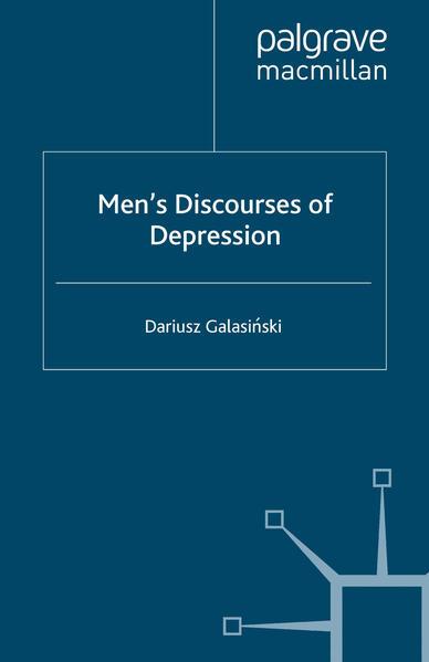 Men's Discourses of Depression - Coverbild