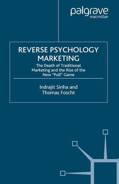 Reverse Psychology Marketing - Coverbild