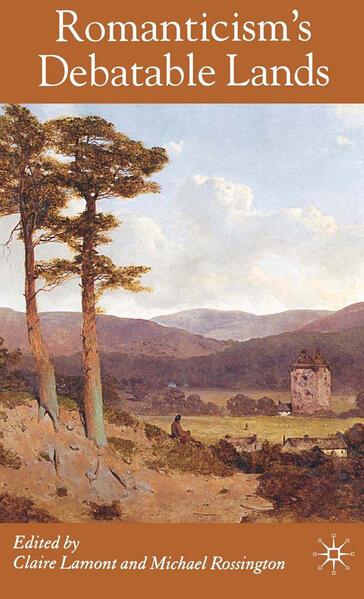 Romanticism's Debatable Lands - Coverbild