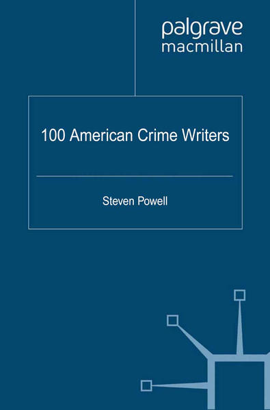 100 American Crime Writers - Coverbild