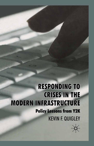 Responding to Crises in the Modern Infrastructure - Coverbild