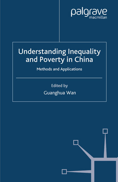 Understanding Inequality and Poverty in China - Coverbild