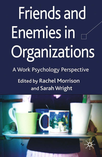 Friends and Enemies in Organizations - Coverbild