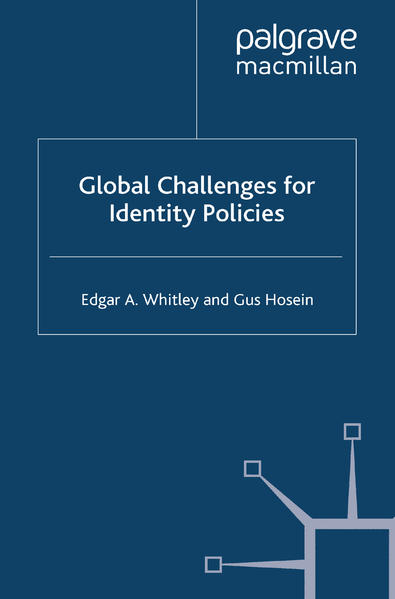 Global Challenges for Identity Policies - Coverbild