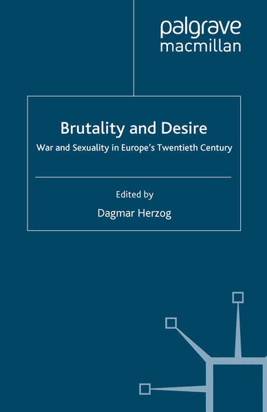 Brutality and Desire - Coverbild