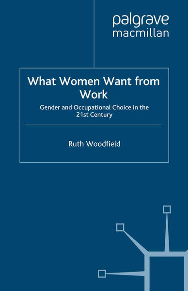What Women Want From Work - Coverbild