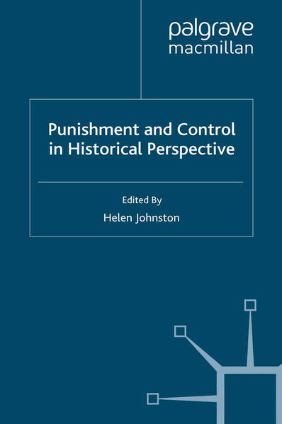 Punishment and Control in Historical Perspective - Coverbild