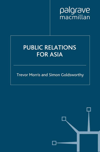 Public Relations for Asia - Coverbild